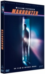 Jaquette Manhunter (DVD)