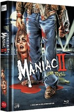 Jaquette Maniac 2 - Love to Kill (Blu-Ray+DVD) (Cover A)