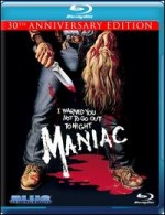 Jaquette Maniac (30th Anniversary Edition 2 Discs)