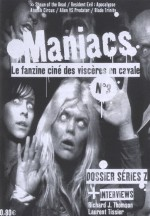 Jaquette Maniacs 03 EPUISE/OUT OF PRINT