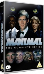 Jaquette Manimal - The Complete Series