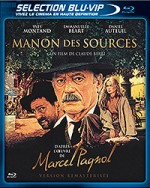 Jaquette Manon des Sources (�dition Blu-ray + DVD)