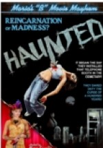 Jaquette Maria's B-Movie Mayhem: Haunted