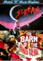 Jaquette Maria's B-Movie Mayhem: Scream / Barn of the Naked Dead