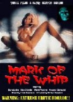 Jaquette Mark of the Whip EPUISE/OUT OF PRINT