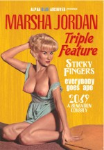 Jaquette Marsha Jordan Triple Feature