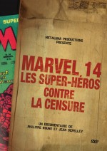 Jaquette Marvel, 14 - Les Super-Héros Contre la Censure