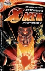 Jaquette Marvel Knights : Astonishing X-Men : Unstoppable