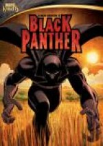 Jaquette Marvel Knights: Black Panther