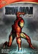 Jaquette Marvel Knights: Iron Man - Extremis