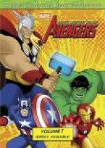 Jaquette Marvel The Avengers: Earth's Mightiest Heroes, Vol. 1
