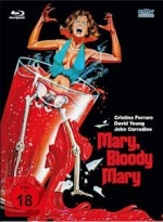 Jaquette Mary, Bloody Mary (Blu-Ray+DVD)