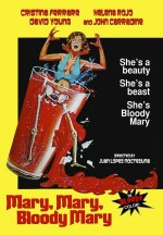 Jaquette Mary, Mary, Bloody Mary