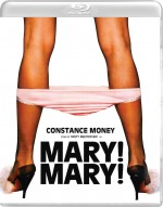 Jaquette Mary! Mary! (DVD / Blu-Ray Combo All Region)