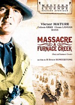 Jaquette Massacre � Furnace Creek (�dition Sp�ciale)