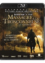 Jaquette Massacre � la tron�onneuse - Le commencement (Director's Cut)