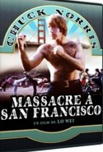 Jaquette Massacre à San Francisco EPUISE/OUT OF PRINT