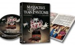 Jaquette Massacre dans le train fant�me
