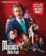 Jaquette Massacre Mafia Style (DVD / Blu-Ray All Region Combo)
