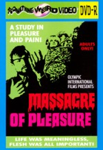 Jaquette Massacre of Pleasure