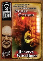 Jaquette Masters of Horror: Dreams in the Witch-House (Stuart Gordon)