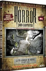 Jaquette Masters of Horror : La fin absolue du monde (Edition Collector)