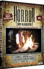 Jaquette Masters of Horror : Les amants d'outre-tombe (Edition Collector)