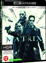 Jaquette Matrix [4K Ultra HD + Blu-ray]