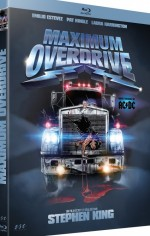 Jaquette Maximum Overdrive (bluray)