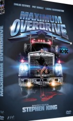 Jaquette Maximum Overdrive (dvd)