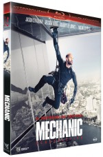 Jaquette Mechanic : Resurrection