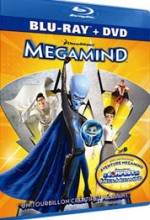 Jaquette Megamind (�dition Blu-ray + DVD)