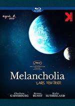 Jaquette Melancholia (�dition Collector)