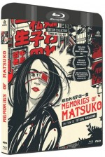 Jaquette Memories of Matsuko (Bluray+DVD)