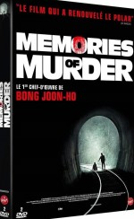 Jaquette Memories of Murder