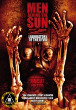 Jaquette Men Behind The Sun 2 – Laboratory Of The Devil