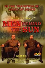 Jaquette MEN BEHIND THE SUN EPUISE/OUT OF PRINT