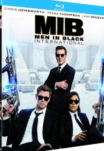 Jaquette Men in Black: International