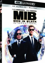 Jaquette Men in Black: International - 4K Ultra HD + Blu-ray