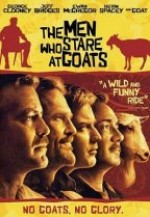 Jaquette Men Who Stare At Goats
