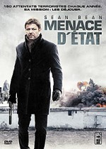 Jaquette Menace d'�tat