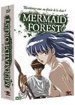 Jaquette Mermaid Forest - Le bois aux sir�nes