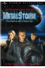 Jaquette Metalstorm: The Destruction Of Jared-Syn 3D