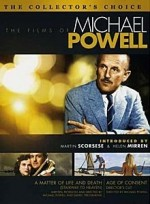 Jaquette Michael Powell Double Feature