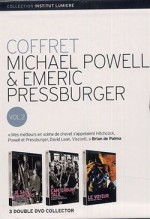 Jaquette Michael Powell & Emeric Pressburger - Vol.2
