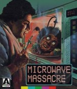 Jaquette Microwave Massacre (Bluray + DVD)