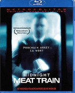 Jaquette Midnight Meat Train