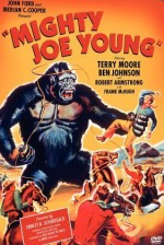 Jaquette Mighty Joe Young
