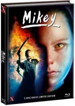 Jaquette  Mikey (Blu-Ray+DVD) - Cover A