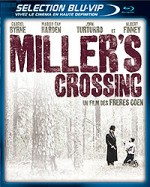 Jaquette Miller's Crossing (Blu-ray + DVD)